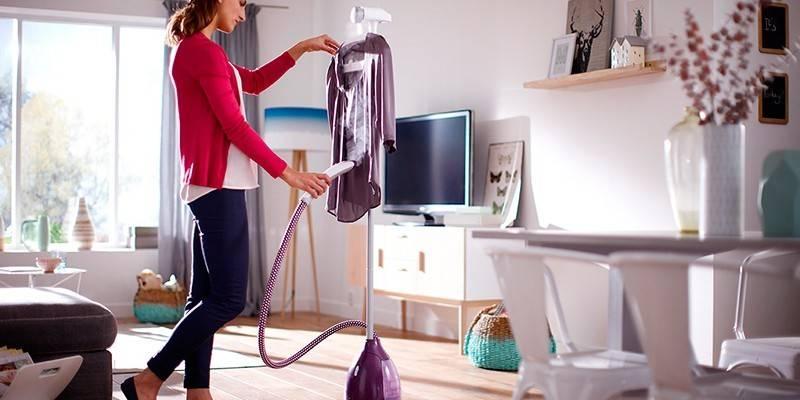 Відпарювач для одягу - як вибрати компактний, для домашнього використання або профессональный