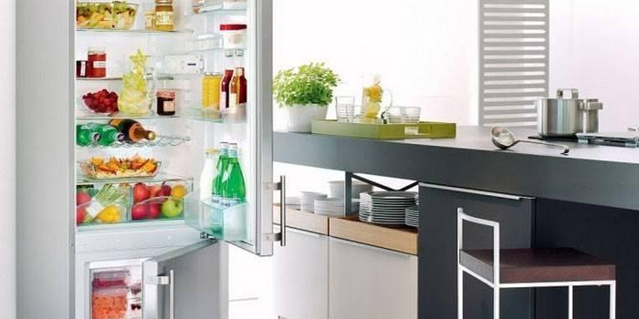 Потужність холодильника - як вибрати побутовий прилад за кількістю компресорів і енергоспоживанню