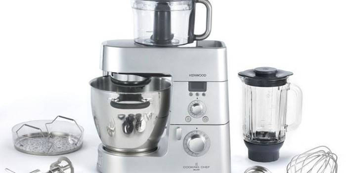 Кухонна машина - як вибрати для будинку: огляд моделей з цінами та фото, відгуки