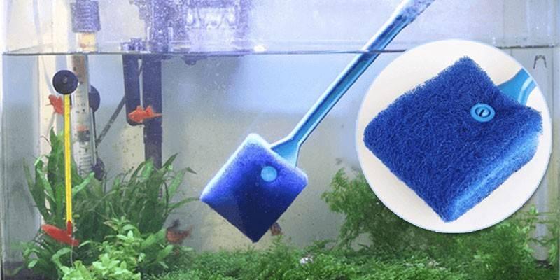 Догляд за акваріумом, рослинами і рибками - покрокова інструкція