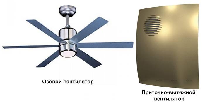 Топ-5 стельових вентиляторів зі світильником - рейтинг 2019 року