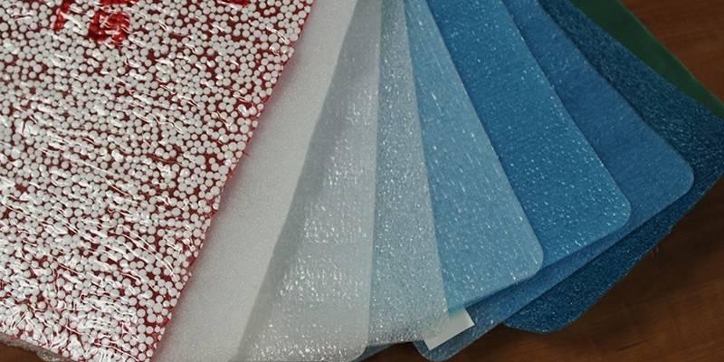 Підкладка під ламінат для бетонного або теплої підлоги, огляд кращих виробів від провідних брендів з фото