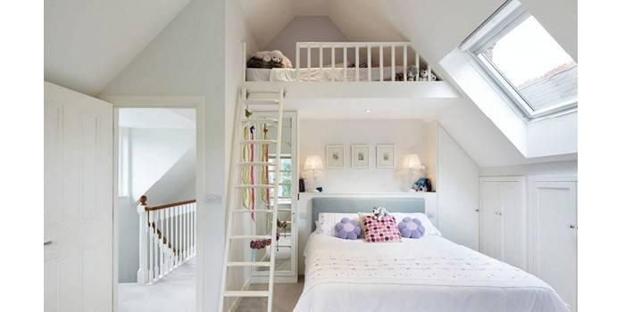 Як знайти місце для ліжка в однокімнатній квартирі: як розмістити спальню