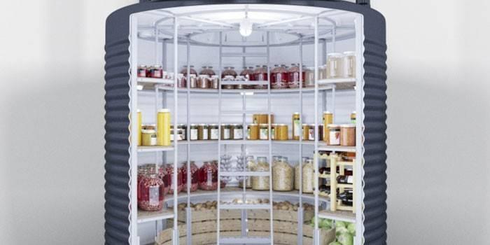 Пластиковий погріб для зберігання овочів, технічні характеристики, відгуки, фото та ціни