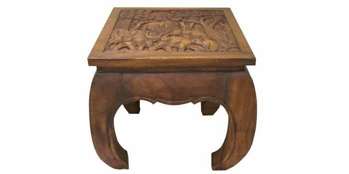 Приліжковий столик - рейтинг кращих виробів по дизайну, стилю, виробнику