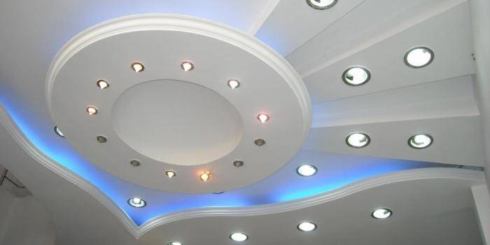 Вбудовувані світильники: види і виробники моделей