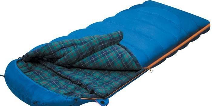 Спальний мішок: рейтинг туристичних спальників з цінами та фото