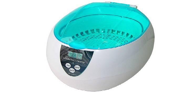 Ультразвукова ванна - як зробити своїми руками і використовувати для очищення виробів із відео