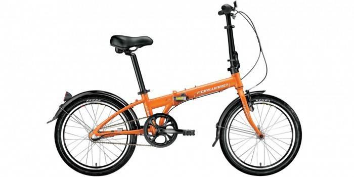 Складаний велосипед - як правильно підібрати гірський, міської, дорожній, жіночий або дитячий