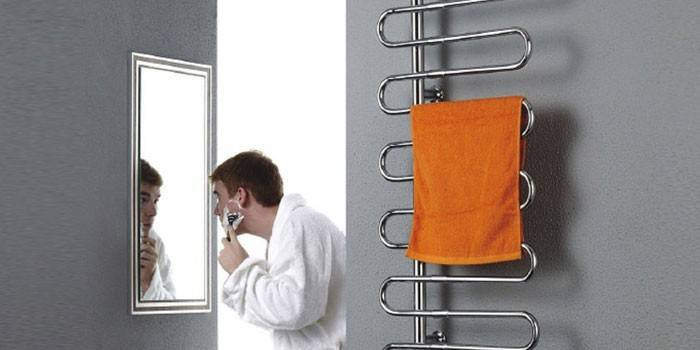 Полотенцесушитель водяній для ванної кімнати - як вибрати найкращий і де купити з фото, відгуками і цінами