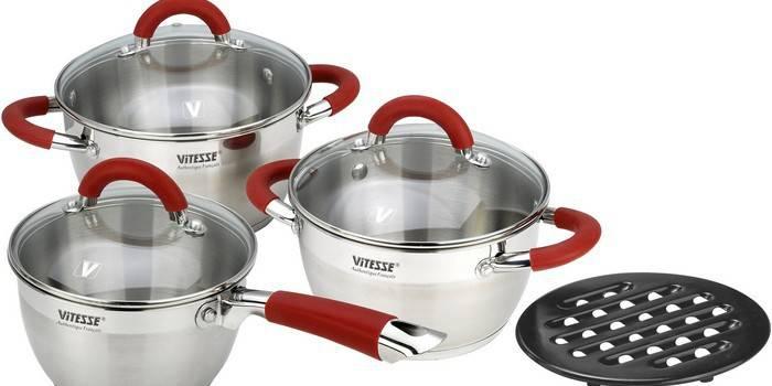 Посуд для індукційних плит - з яким дном можна використовувати каструлю, покриття сковорідки