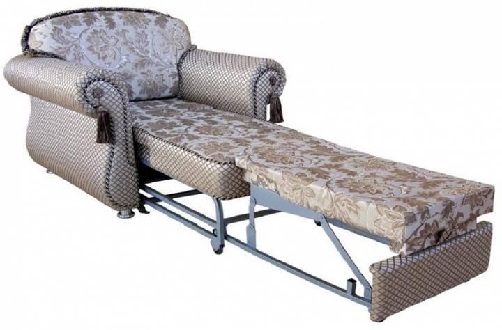 Крісло-ліжко для щоденного використання: як вибрати