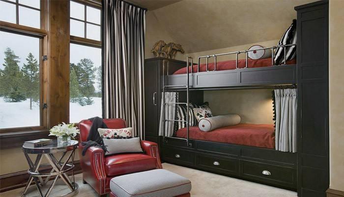Двох'ярусне ліжко для дорослих: моделі та особливості вибору