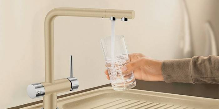 Фільтри для води під мийку – який краще і як вибрати