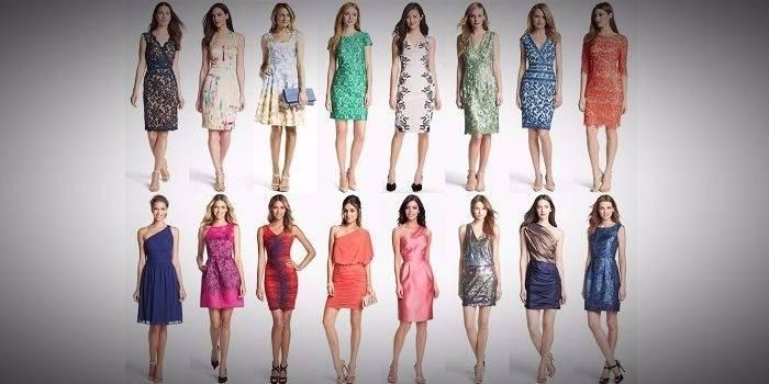 Сукня на весілля в якості гостя: як вибрати гарне вбрання