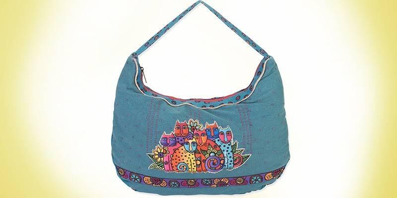 Пляжна сумка своїми руками - як вибрати тканину, ручку, застібку, особливості крою, шиття та декорування