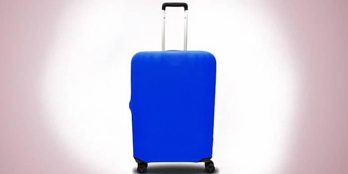 Чохол для валізи - огляд найкращих захисних виробів дизайном, особливості конструкції і вартості
