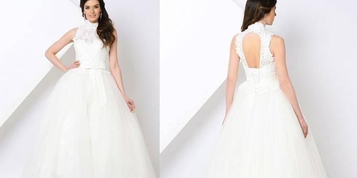 Сукня з відкритою спиною: красиві фасони