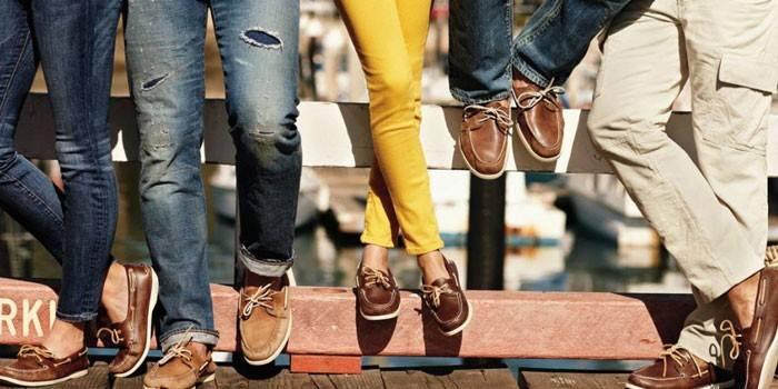 Топсайдеры чоловічі - модні тенденції стильного взуття, характеристики популярних моделей з фото і цінами