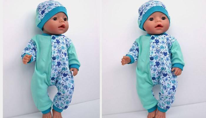 Одяг для Бебі Бона дівчинки і хлопчика: як зробити своїми руками