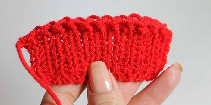 Як закінчити в'язання спицями шапки, шарфа і гумки красиво