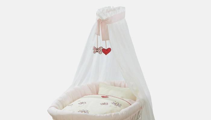 Колиски для немовлят - люльки