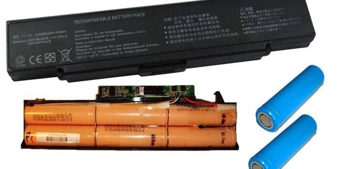 Як відновити акумулятор на ноутбуці: програми та інструменти для ремонту батареї