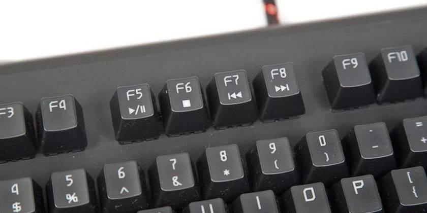 Що буде якщо натиснути f5 на клавіатурі окремо і в сполученні з іншими клавішами