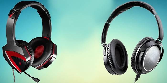 Ігрові навушники - як вибрати з мікрофоном, бездротові або дротові за характеристиками і цінами