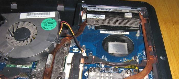 Як збільшити на ноутбуці швидкість вентилятора: управління кулером