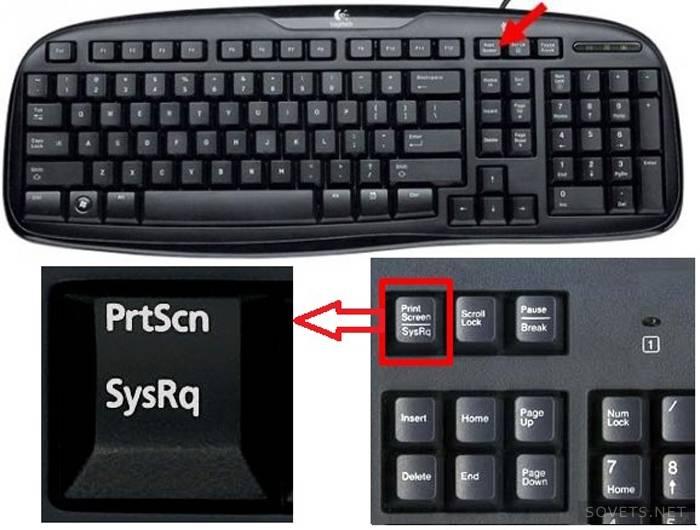 Як сфотографувати екран монітора ноутбука або комп'ютера
