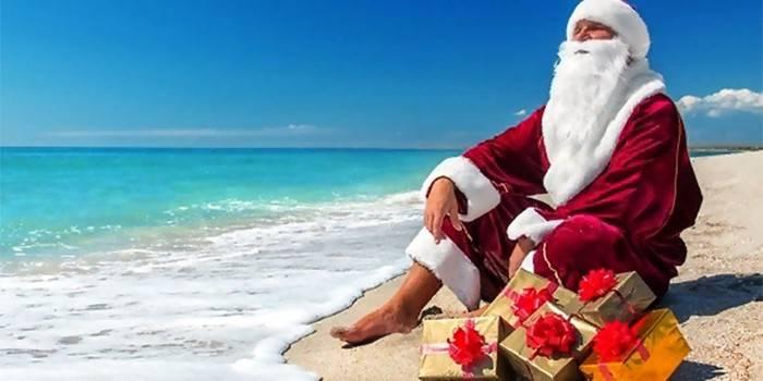 Новий рік на морі - ідеї пляжного відпочинку в теплих країнах, вартість поїздки і бюджетні варіанти