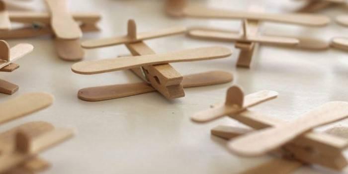Вироби з паличок від морозива: ідеї для дитячої творчості