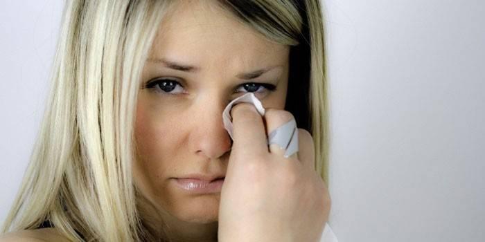 Депресія - симптоми у жінок, тест на визначення