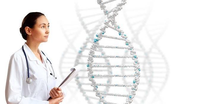 Спадкові захворювання людини - причини, діагностика, аналізи ДНК і профілактичні заходи