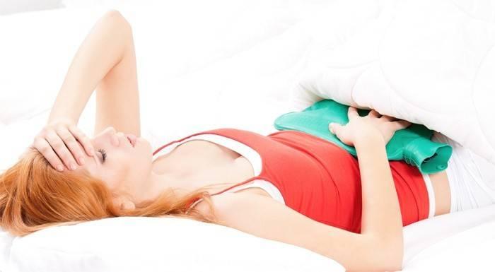 Як зупинити місячні кровотечі в домашніх умовах, якщо вони вже почалися