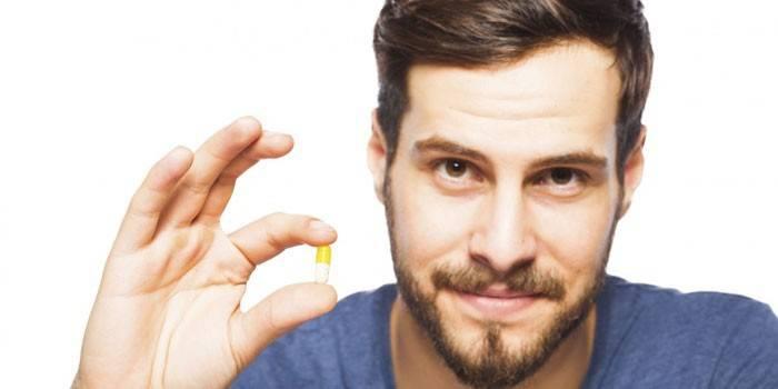 Фолієва кислота - користь і шкоду для чоловіків: ефект від застосування