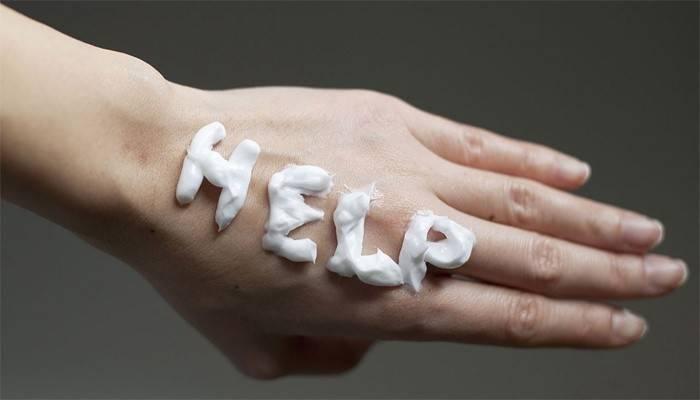 Тріщини на пальцях рук, причини і лікування сухості подушечок