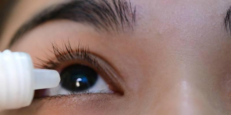 Лікування кон'юнктивіту у дорослих: засоби при захворюванні очей