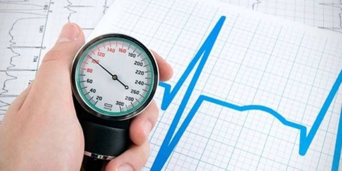 Висока верхнє тиск при нормальному нижньому - причини і лікування у чоловіків і жінок