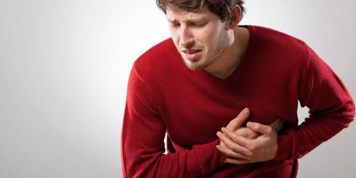 Перша допомога при високому тиску, симптоми гіпертонічного кризу