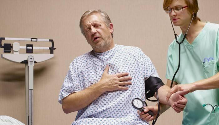 Лікування гіпертонії у літніх людей