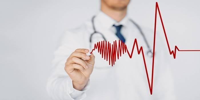 Прискорене серцебиття: причини і лікування, що робити при вагітності