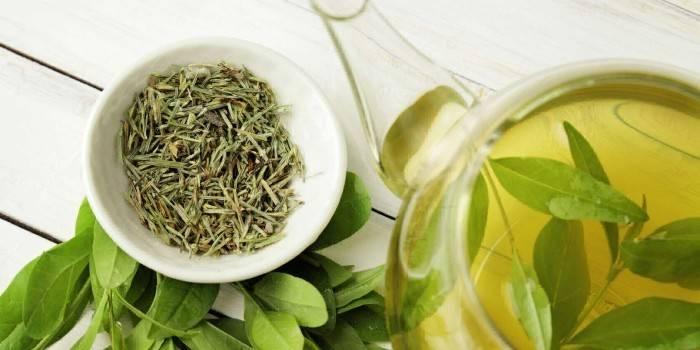 Який чай знижує тиск при гіпертонії