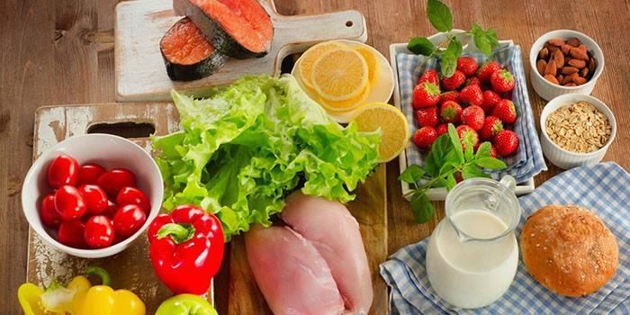Дієта при остеохондрозі: правильне харчування і продукти при захворюванні