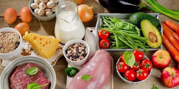 Дієта при цукровому діабеті 2 типу: рецепти страв і продукти харчування