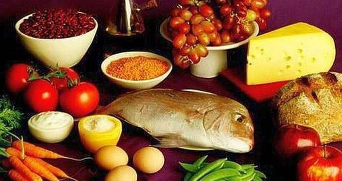 Харчування при гастриті - меню і рецепти