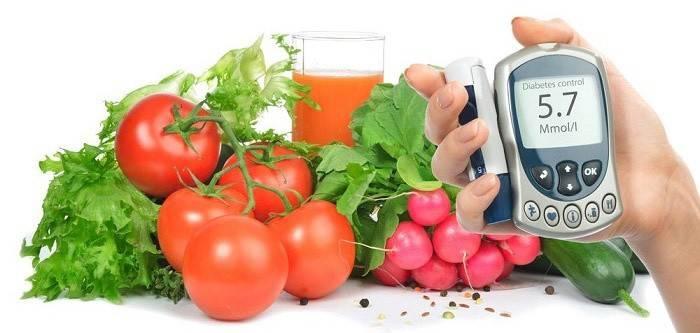 Дієта при підвищеному цукрі крові - що можна або не можна їсти