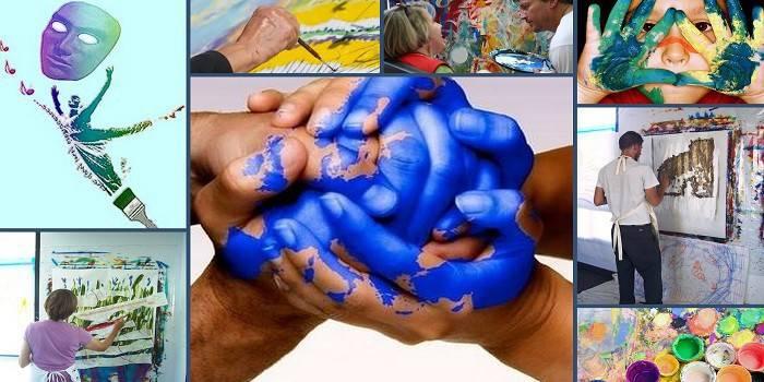 Арт-терапія в роботі з дорослим, або дитиною - цілі, завдання і результати психологічної методики