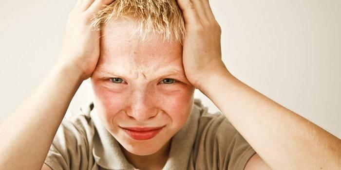 Внутрішньочерепний тиск у дитини – симптоми, причини підвищення та методи лікування